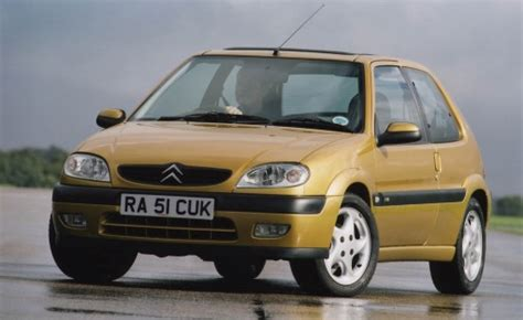 Used Citroen Saxo Fun To Drive, Loved By Young Drivers