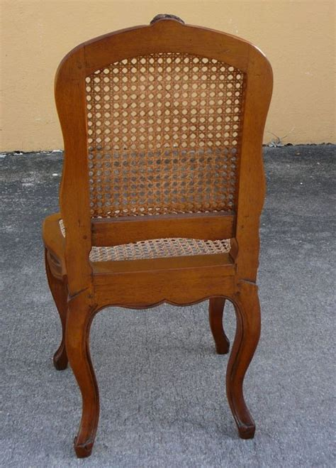 louis xv style reproduction caned child s chair at 1stdibs