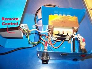Aquabot Power Supply  Remote Control  Photos
