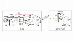 Wiring Installation Diagram For Redarc Tow Pro - Page 2