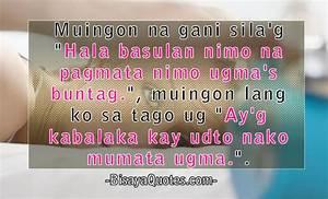 Bisaya Inspirin... Banat Bisaya Love Quotes