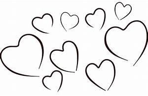 Clip Art Heart Black And White | Clipart Panda - Free ...