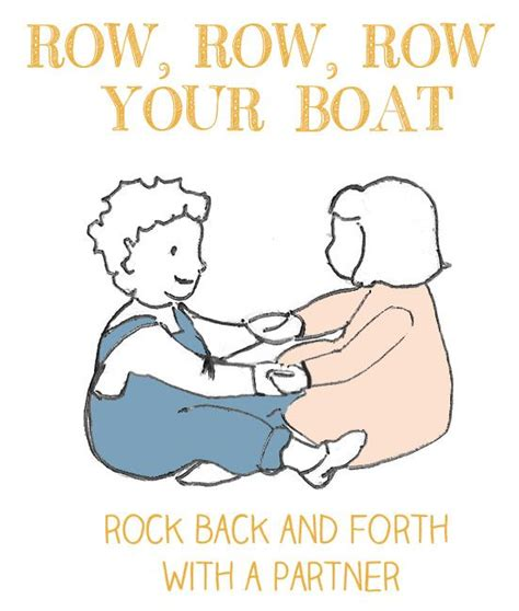Motor Boat Rhyme by Row Row Row Your Boat Nursery Rhymes Boating