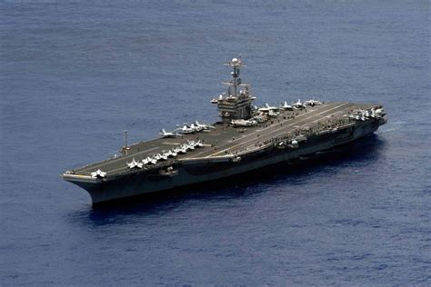 Nimitz Class Aircraft Carrier   Military.com