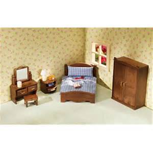 international playthings cc2569 master bedroom set calico critters international playthings