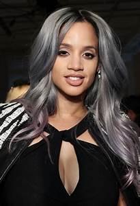 Gray Hair Trend 2015 Nail Art Styling
