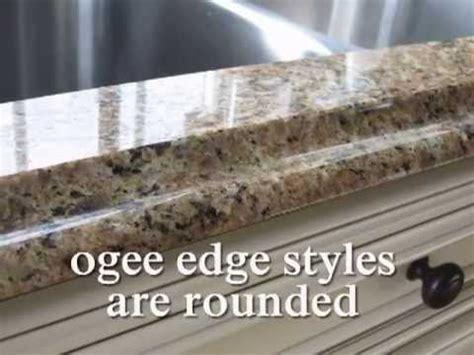ogee edge for granite countertops