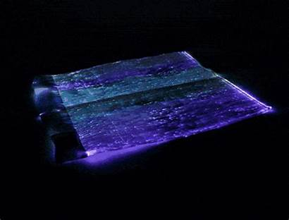 Fiber Optic Changing Table Led Placemat Blinkee
