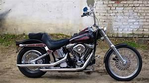 Harley-davidson Softail Custom Fxstc 1999 Evo