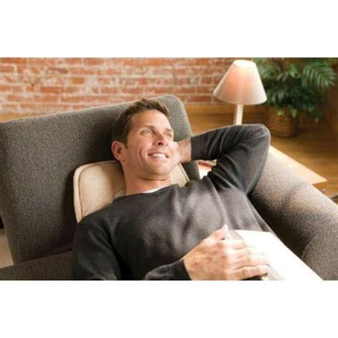un coussin massant pour se détendre chez soi pas cher et