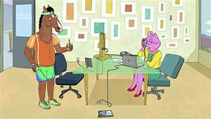 In its second season, Bojack Horseman quits beating a ...