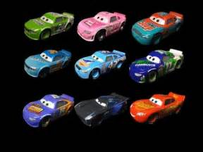 Cars Racers 3 New Characters