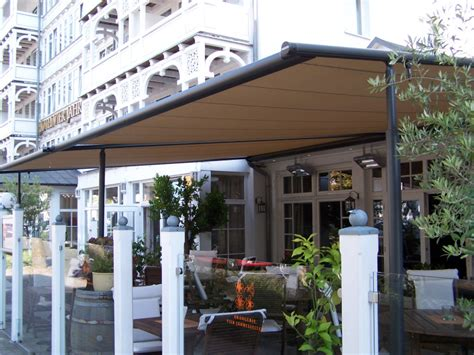 markilux pergola commercial awnings pergola retractable fabric roof systems