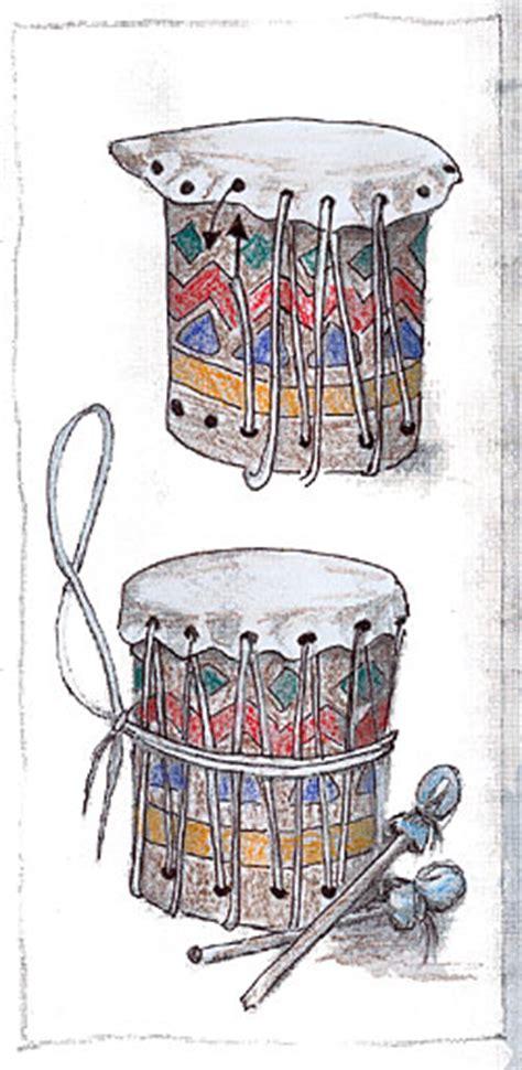 indianische trommeln