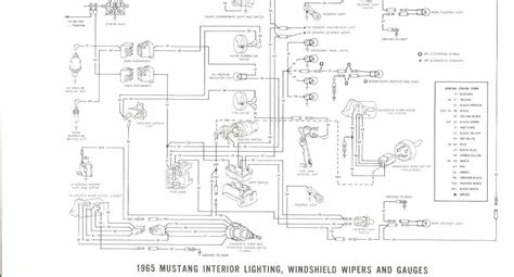 1965 Triumph Spitfire Wiring Diagram by Free Auto Wiring Diagram 1965 Ford Mustang Interior Light