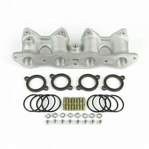 Weber 40 Dcoe Inlet  Intake Manifold Kit Ford 1600