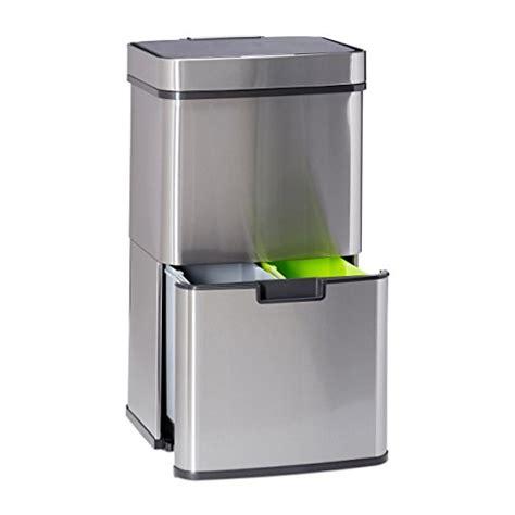 poubelle recyclage cuisine cuisine maison poubelles de recyclage à domicile