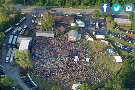 aerial view picture of tags summer stage big flats
