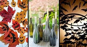 Decoration Halloween Maison : diy halloween comment faire fr mir votre d coration ~ Voncanada.com Idées de Décoration