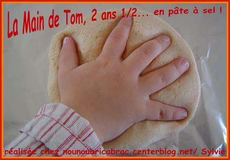 de tom 2 ans 1 2 pate a sel activit 233 s enfants sels p 226 tes et mains