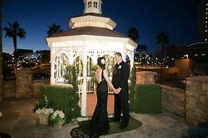 gazebo at sunset picture of vegas wedding chapel las With 702 weddings las vegas