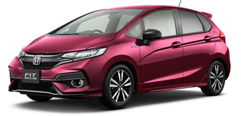2018 Honda Fit / Jazz Reveals Itself On Japanese Website
