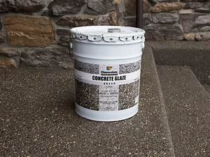 Concrete sealer shearer painting for Can i paint a concrete floor