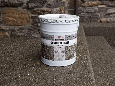 Concrete Sealer   Shearer Painting