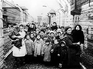 Remembering Auschwitz  With Eyes On The Present