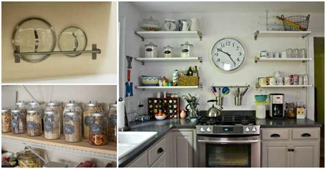 easy kitchen storage ideas 15 super easy kitchen organization ideas