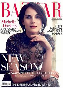 Michelle Dockery and Downton Abbey actresses star in ...