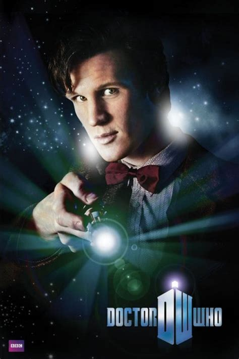 doctor  posters dr  matt smith poster pp