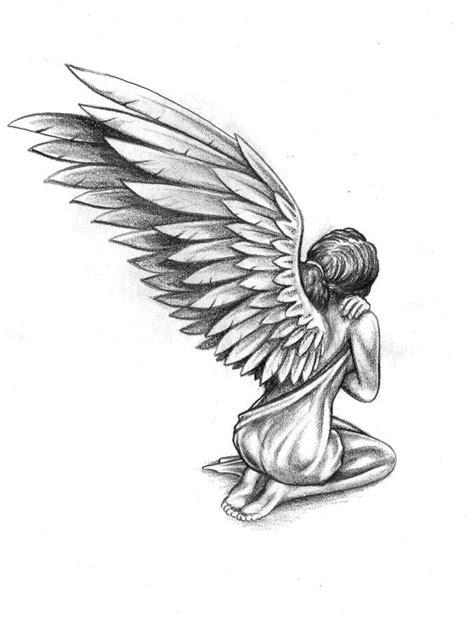 1000+ Ideen zu Engel Tattoo Vorlagen auf Pinterest