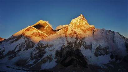 Everest Mount Mt Wallpapers Nepal Landscape Mountains