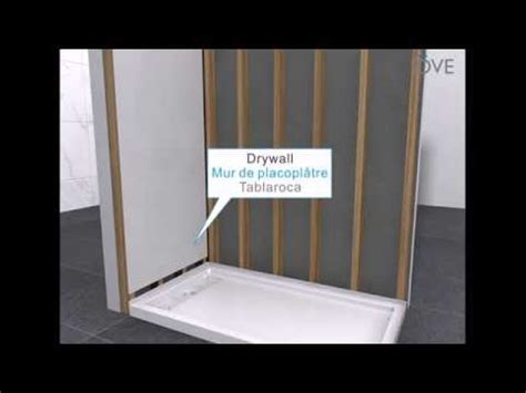 how do you install ove shower base installation general guidelines youtube