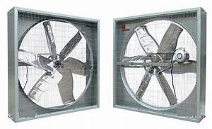 2 Hp Saral Agro Industrial Ventilation Exhaust Fan, Size ...