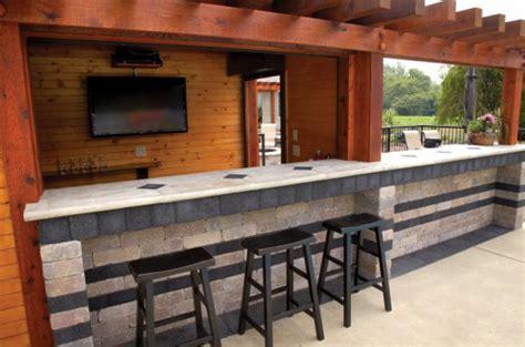 outdoor kitchen designs   inspire