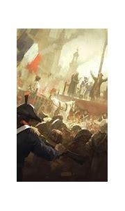 Wallpaper : artwork, french revolution, anarchism, people ...