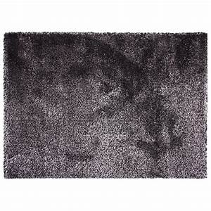 tapis shaggy gris pas cher idees de decoration With tapis pas cher shaggy
