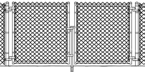 swing with chain chain link fence gates cantilever sliding gates swing