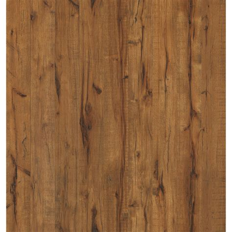 hickory wood shop style selections handscraped hickory wood planks sle autumn hickory at lowes com