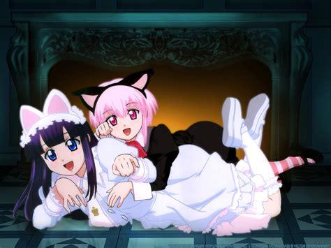 Comedy, fantasy, romance, shounen, vampire, status: Tsukuyomi ~Moon Phase~ Best Collection - Zenbu ...
