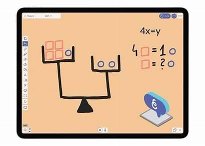 Tools Explain Whiteboard Thinking Representations Viewers Understanding