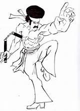 Dynamite Drawing Fan Fans Getdrawings Drawings sketch template