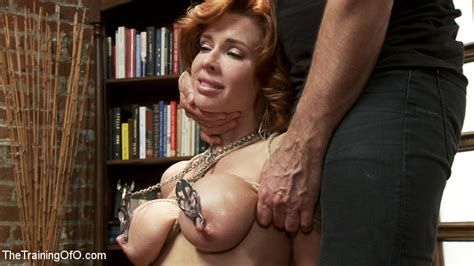 Hot Blonde Tied With Rope And Dominated Suc Xxx Dessert