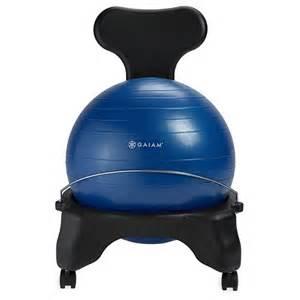 gaiam balance chair target