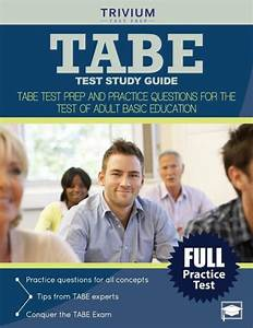 Tabe Test Study Guide  Tabe Test Prep And Practice