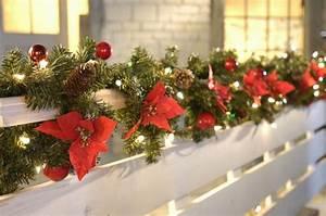 weihnachtsdeko fur den balkon wohnung einrichten With französischer balkon mit garten pötschke weihnachten