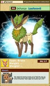 Leafeon Mega Evolution Pokemon