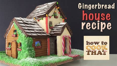 gingerbread house recipes  templates christmas